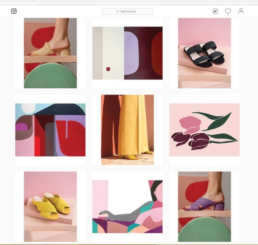 image de marque feed instagram charlotte woivré