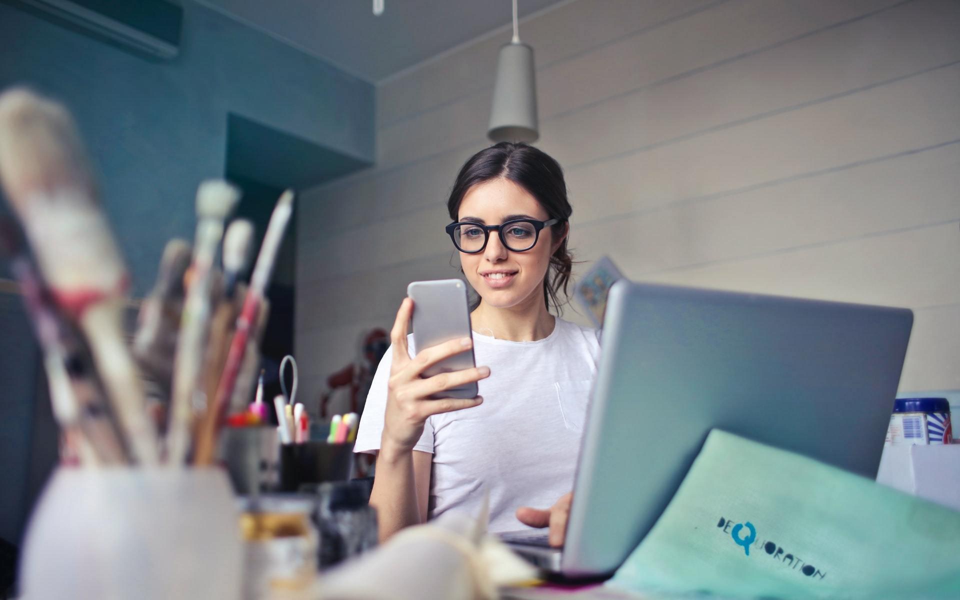 déconnecter en gérant efficacement ses réseaux sociaux cover